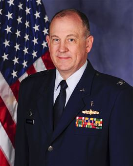 Col. John Blackburn